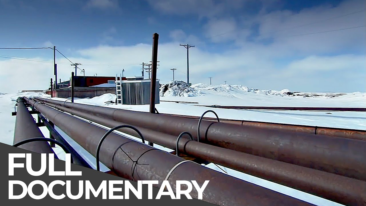 Oil and Gas in the Arctic | Ice Race | Free Documentary