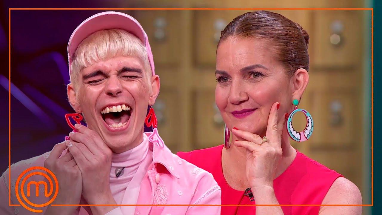 ¿¿¡¡Qué ha pasado con la peluca de Samantha Hudson!!?? | MasterChef Celebrity 6