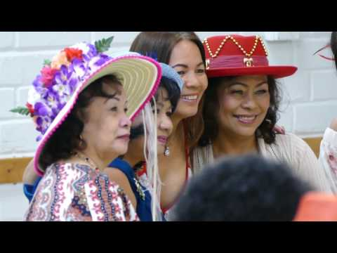 Mother's Day Celebration at Cal Rec (2017) Long Beach, CA