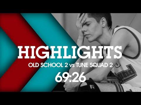 Хайлайты ЛЮБО 6 тур OLD SCHOOL 2  — TUNE SQUAD 2