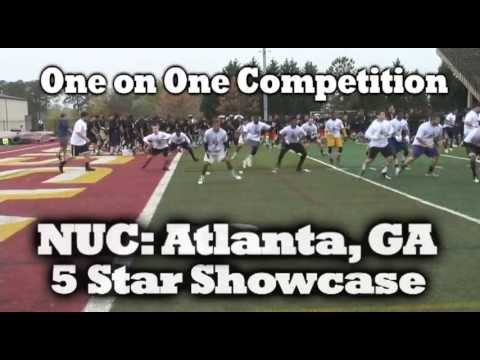NUC: 5 Star Marietta, GA, One on One Highlights 2013