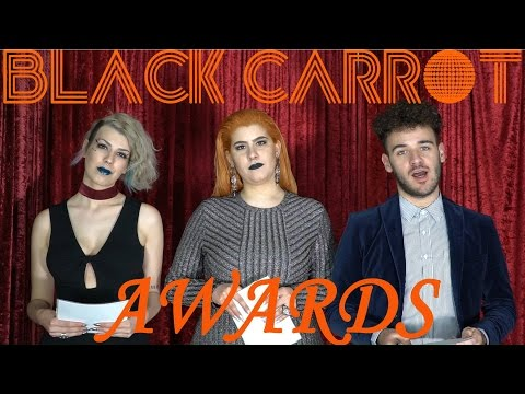 Black Carrot Awards 2016 ft. Black Velour | The Carrot Tards