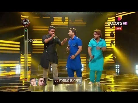 Akhtar's Brother & Hemant Brijwasi || Mast Kalandar || Rising Star Season 2 - 24th Feb. 2018