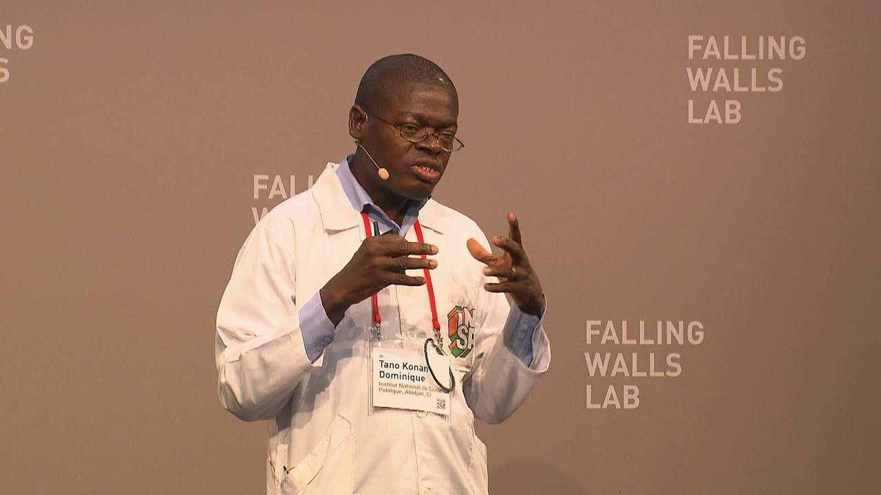 Download Falling Walls Lab 2018 - Tano Konan Dominique - Breaking the Wall of Malaria Resistance