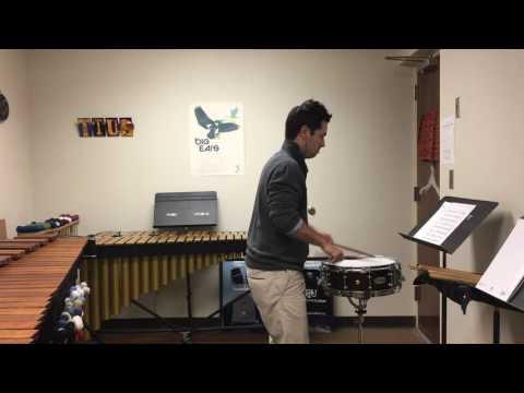 MTSBOA 9/10 Snare