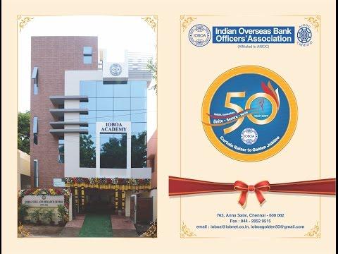 50 th Golden Jubilee Curtain Raiser Programme @ Chennai