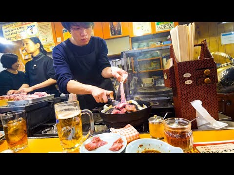 Genghis Khan BBQ - MUST EAT Japanese Food in Hokkaido Japan