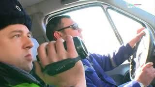 видео Операция ГАИ – «Мобильный телефон» за рулем
