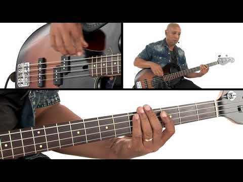 Rock Bass Guitar Lesson - Floyd's Bricks - Andrew Ford
