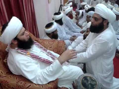 umar saifi 2014 with my murshid paak