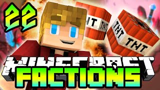 Minecraft Treasure Wars Factions 'RAIDING WITH FANS!' Episode 22 (Minecraft Factions)