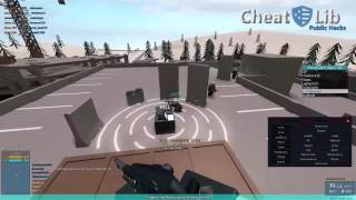 Phantom Forces Hack | FREE Aimbot 2017 | Roblox