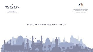 Experience Novotel at the city of pearls – Hyderabad, India