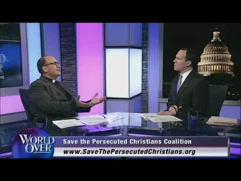 World Over - 2018-04-19 - Christian Plight in Middle East, Fr. Andre Mahanna with Raymond Arroyo