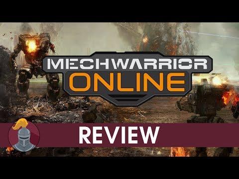 Mechwarrior Online Review