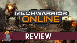 Mechwarrior Online Review