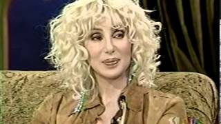 Cher on Oprah 2002