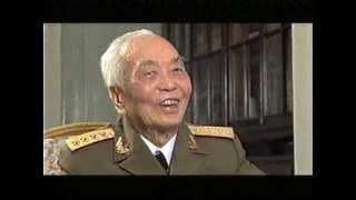 Võ Nguyên Giáp, ヴォー・グエン・ザップは、かく語りき ベトナム戦争 3/4