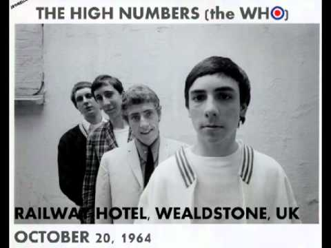 The High Numbers / The Who- Live @ Wealdstone, UK 1964 (FULL CONCERT)