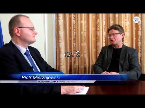 Rzecznik Praw Obywatelskich cz  2 - dostęp chorych do rehabilitacji