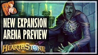Year of the Dragon Arena Preview… Kind Of - Hearthstone