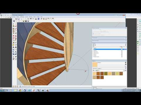 How To Build A Spiral Staircase | Wood Designer Ltd