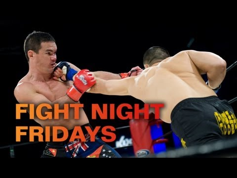 Adrian Pang defends the Legend Lightweight Title against Nam Yui Chul