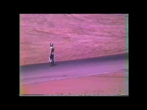 1984 Riverside AMA Superbike Pile-Up (Video)