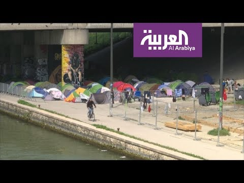 مشروع قانون فرنسي يشدد قواعد اللجوء  - نشر قبل 2 ساعة