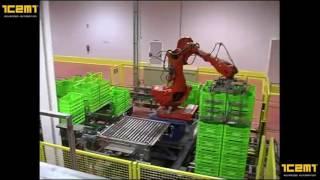 ICEMI - Apilado y paletizado de cajas