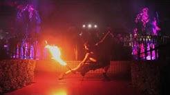 Fire Sword Spinning