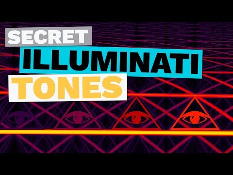 Secrets of the Illuminati Hidden in Generated Audio Tones
