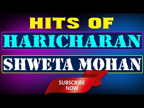 Hit Songs Of Haricharan | Shweta Mohan