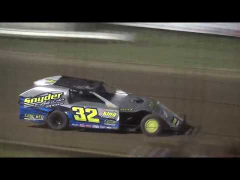 Modified B-Main Lafayette County Speedway 9/15/18