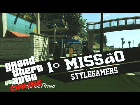 Stylegamers GTA V Online-PC 1 missão Heists com o CYBER