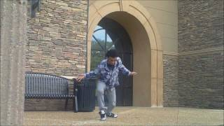 Unbelievable Dubstep Dance Skills HD (Foster The People - Pumped Up Kicks) Butch Clancy Remix