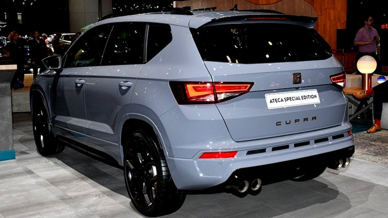 new seat cupra ateca special edition exterior and. Black Bedroom Furniture Sets. Home Design Ideas