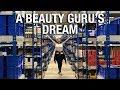 A BEAUTY GURU'S DREAM COME TRUE | KAUSHAL BEAUTY VLOG