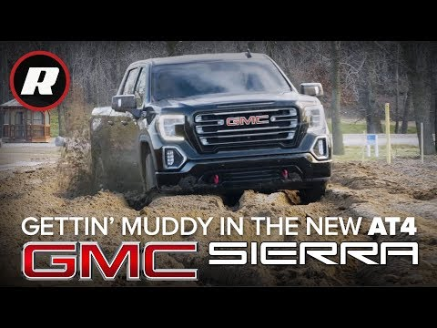 2019 GMC Sierra AT4 Review: Making Off-roading Easy