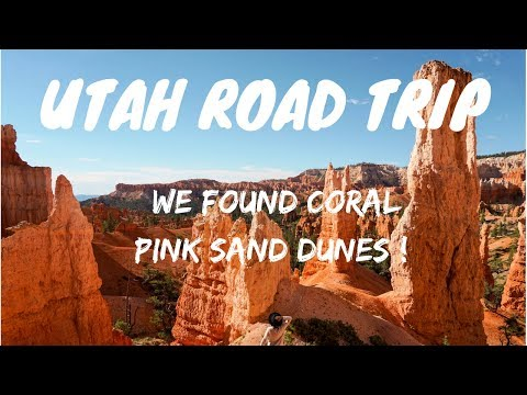 BRYCE CANYON & CAPITOL REEF NATIONAL PARK |  UTAH ROAD TRIP | VLOG