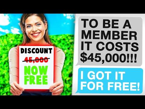 r/maliciouscompliance | $45,000 Membership FOR FREE!