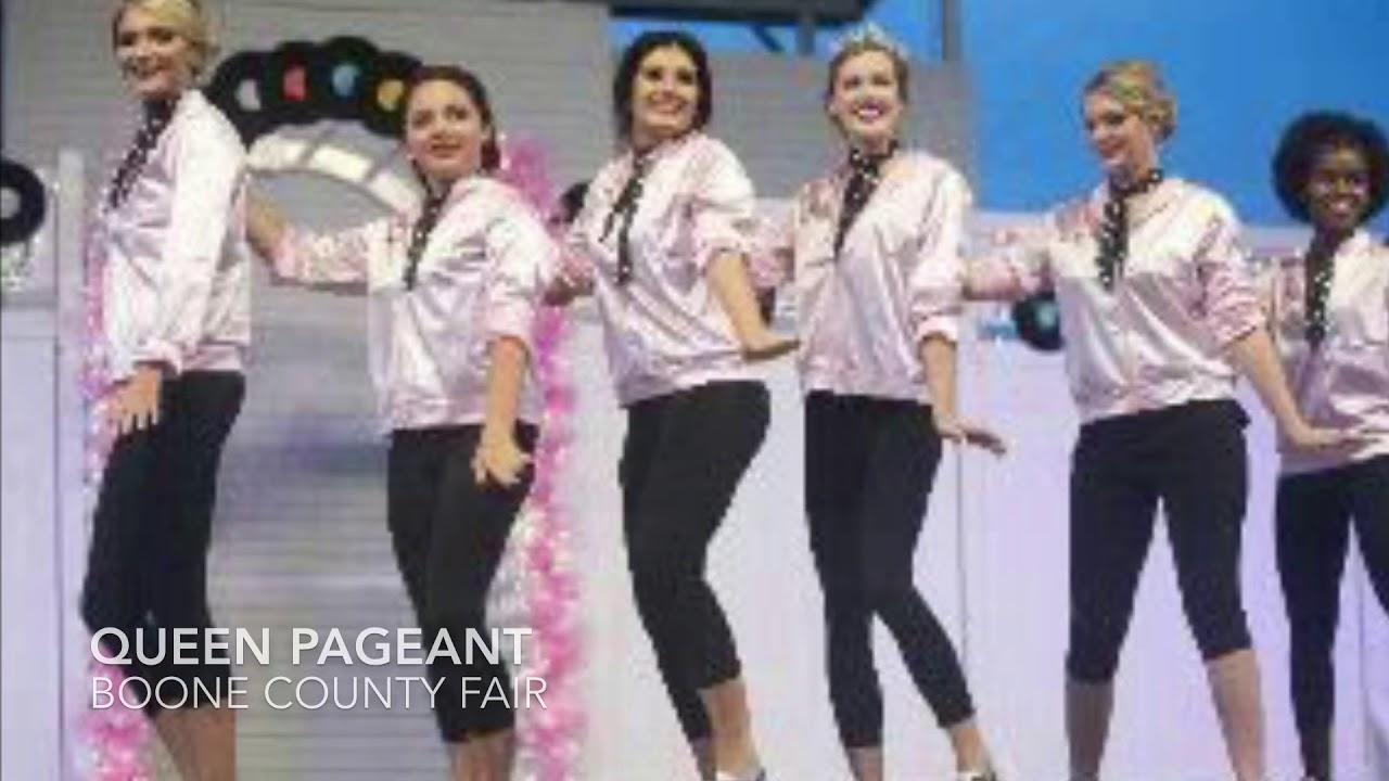 Boone County Fair crowns new queen, Little Miss - News - Rockford