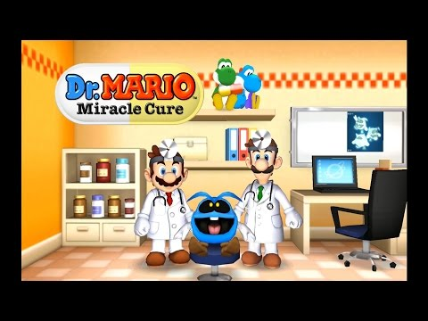 Citra Emulator (CPU JIT) - Dr. Mario: Miracle Cure (eShop) - 1080p 60 FPS Full Speed - Nintendo 3DS - 동영상