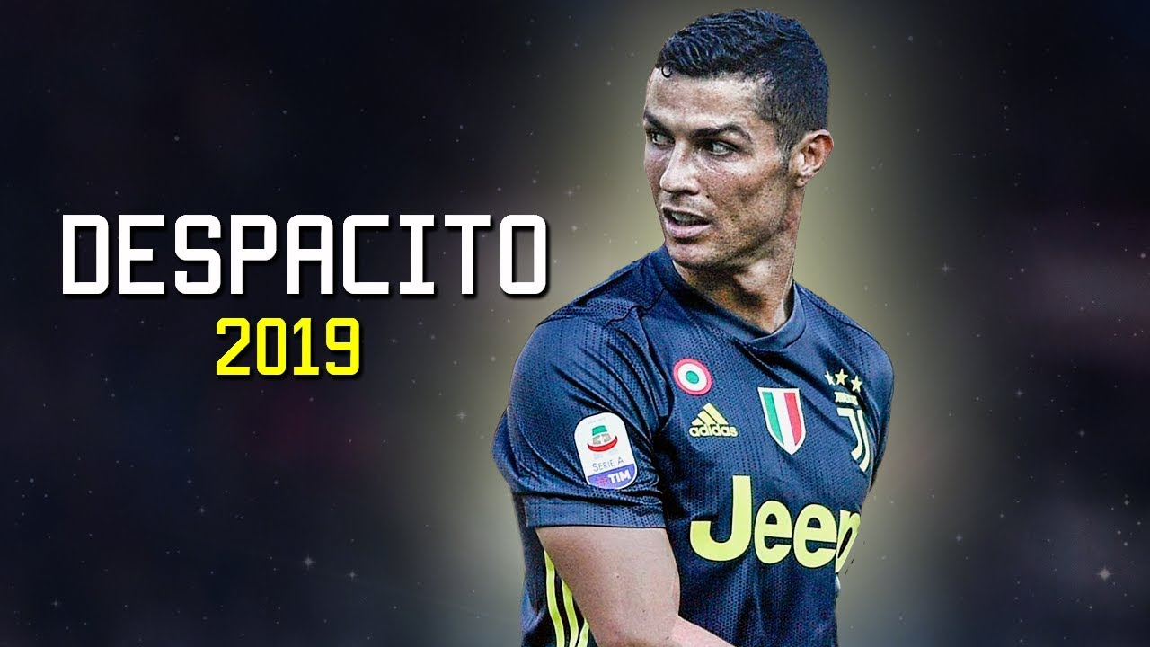buy popular 75406 0eb2a Cristiano Ronaldo - Despacito | Juventus | Skills & Goals ● 2018/2019 HD