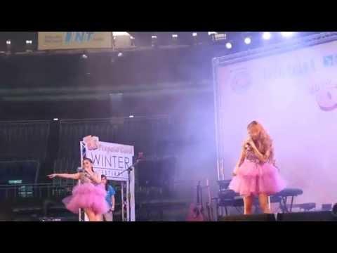 Duo Anggrek - Ada Bayang Mu Live TAOYUAN - TAIWAN