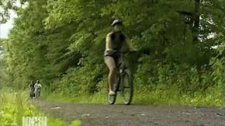 Biking The McDade Trail with Edge of the Woods Outfitters