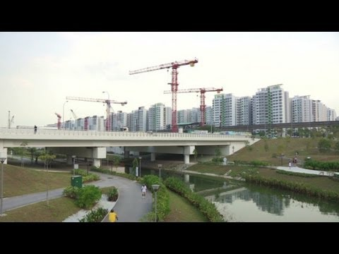 Singapore tests sustainable housing