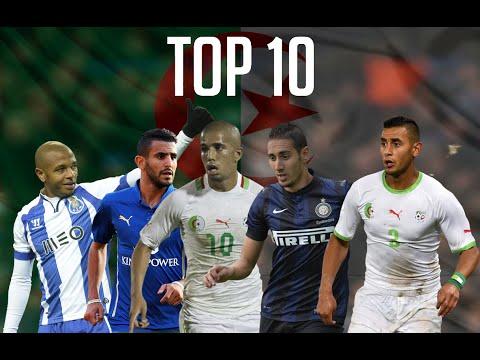 أحسن 10 مراوغات لمحترفي الجزائر في الدوريات العالمية ● 2015 Top 10 DZ dribbles