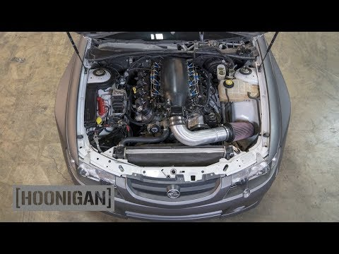 [HOONIGAN] DT 221: Holden Ute Build [Part 2] - Fuel Lines &…