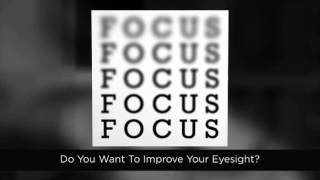 Eye Exercises for Myopia - see results in 2 weeks! 100% PROVEN